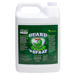 Bottle of Guard 'n Spray insecticide